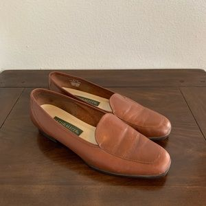 Naturalizer Leather Loafers